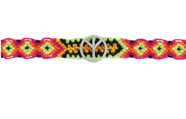 Friendship Bracelet - Peace - ami boutique