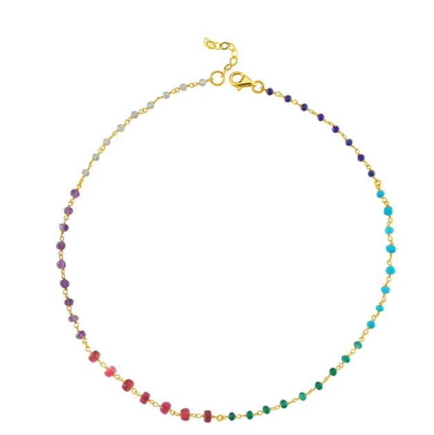 Spectrum Necklace - ami boutique