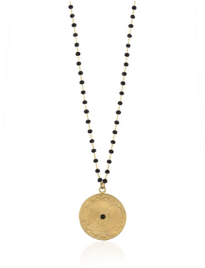 Dante Coin Necklace - ami boutique