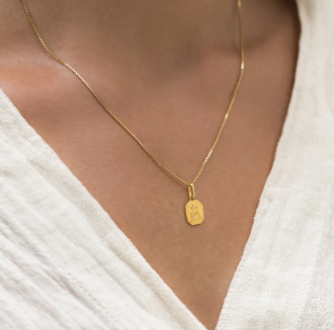 Love Token Necklace - ami boutique