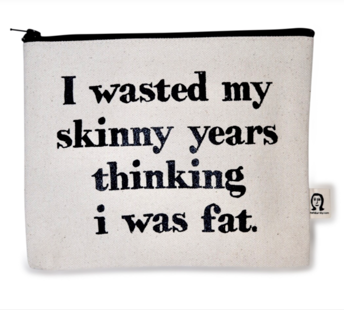 Wasted My Skinny Years
