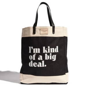 Market Bag - Big Deal - ami boutique