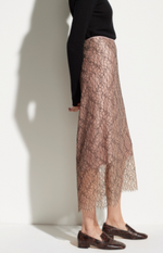 Lace Slip Skirt - ami boutique