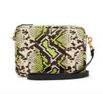 Midi Sac - Yellow Reptile