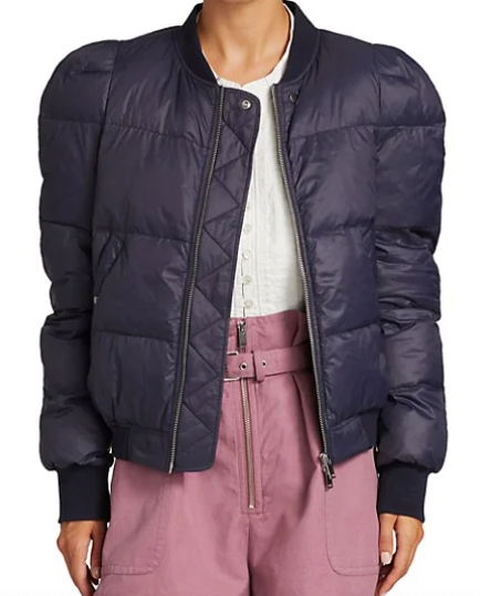 Cody Quilted Jacket
