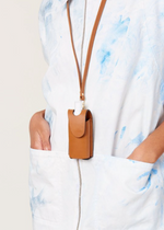 Deaton Lanyard - Natural - ami boutique
