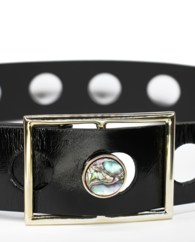Holika Belt - Black Pyrite - ami boutique