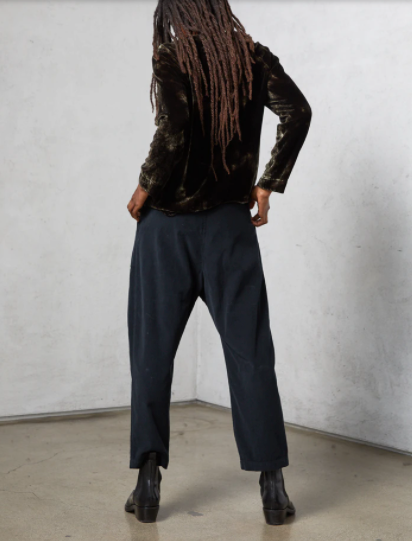 Sunday Pant - Black - ami boutique