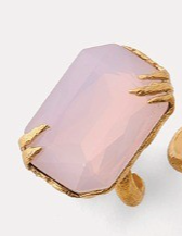 Iridescent Rings - Pink - ami boutique
