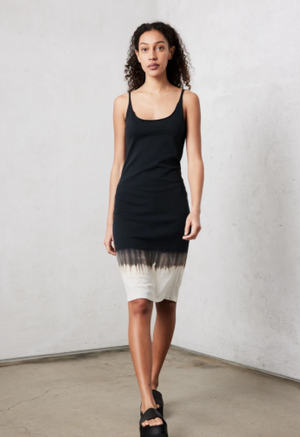 Tank Dress - Blk Horizon - ami boutique