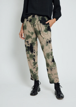 Easy Pant - Army Calico
