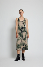 Tank Dress - Army Calico