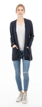 Swing Cardigan - HNavy