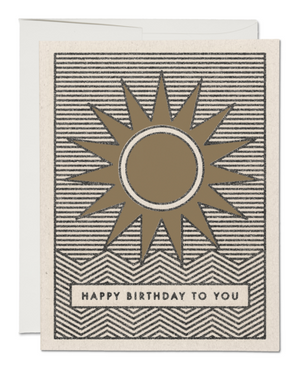 Sunshine Card - ami boutique