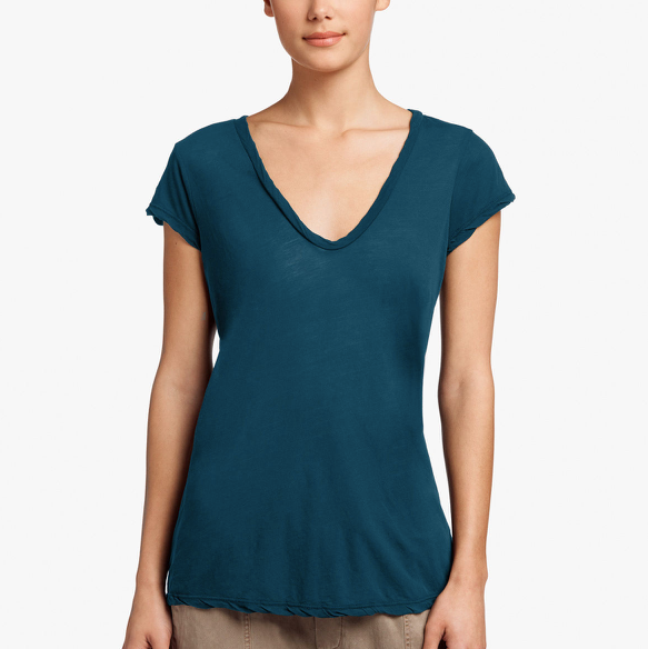 Deep V Tee - Captain