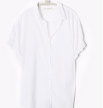 Channing Shirt - White - ami boutique