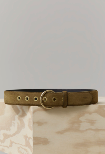 Suede Belt - ami boutique