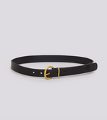 Thin Estate Belt - Black