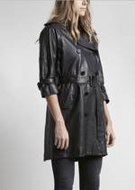 3/4 Sleeve Trench - ami boutique