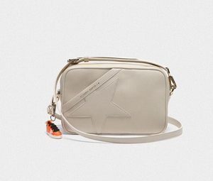 Star Bag - White - ami boutique