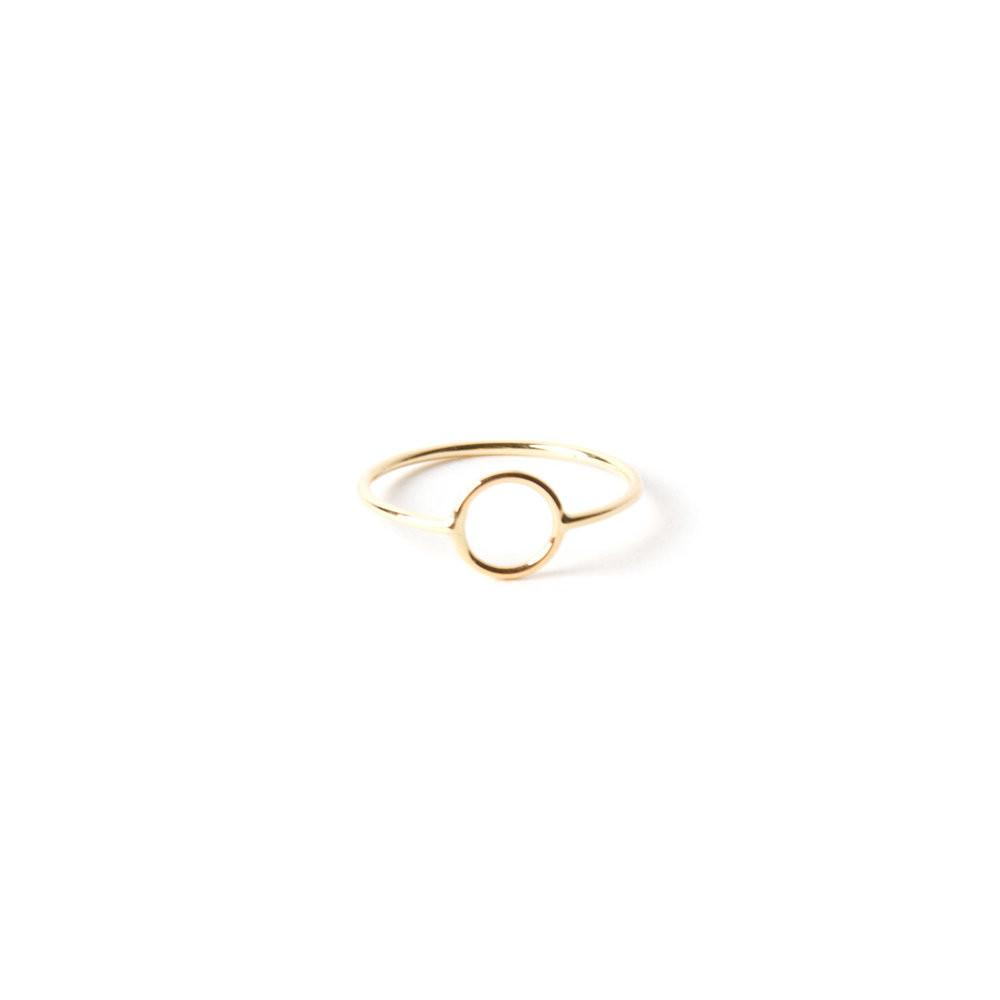 Full Moon Ring - ami boutique