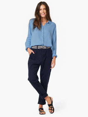 Tucker Pant - Navy - ami boutique