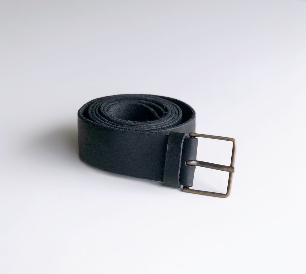 High Belt - Nero