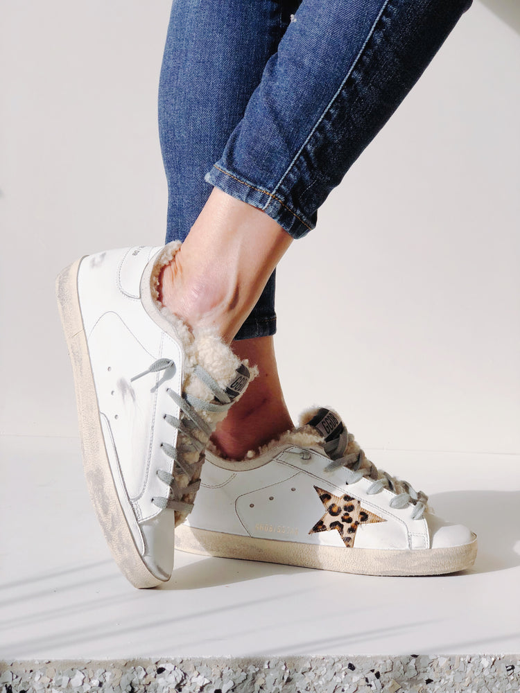 Superstar-Fur Leopard