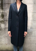 Overcoat - Gunmetal