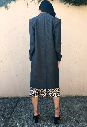 Charles Coat - Gris - ami boutique