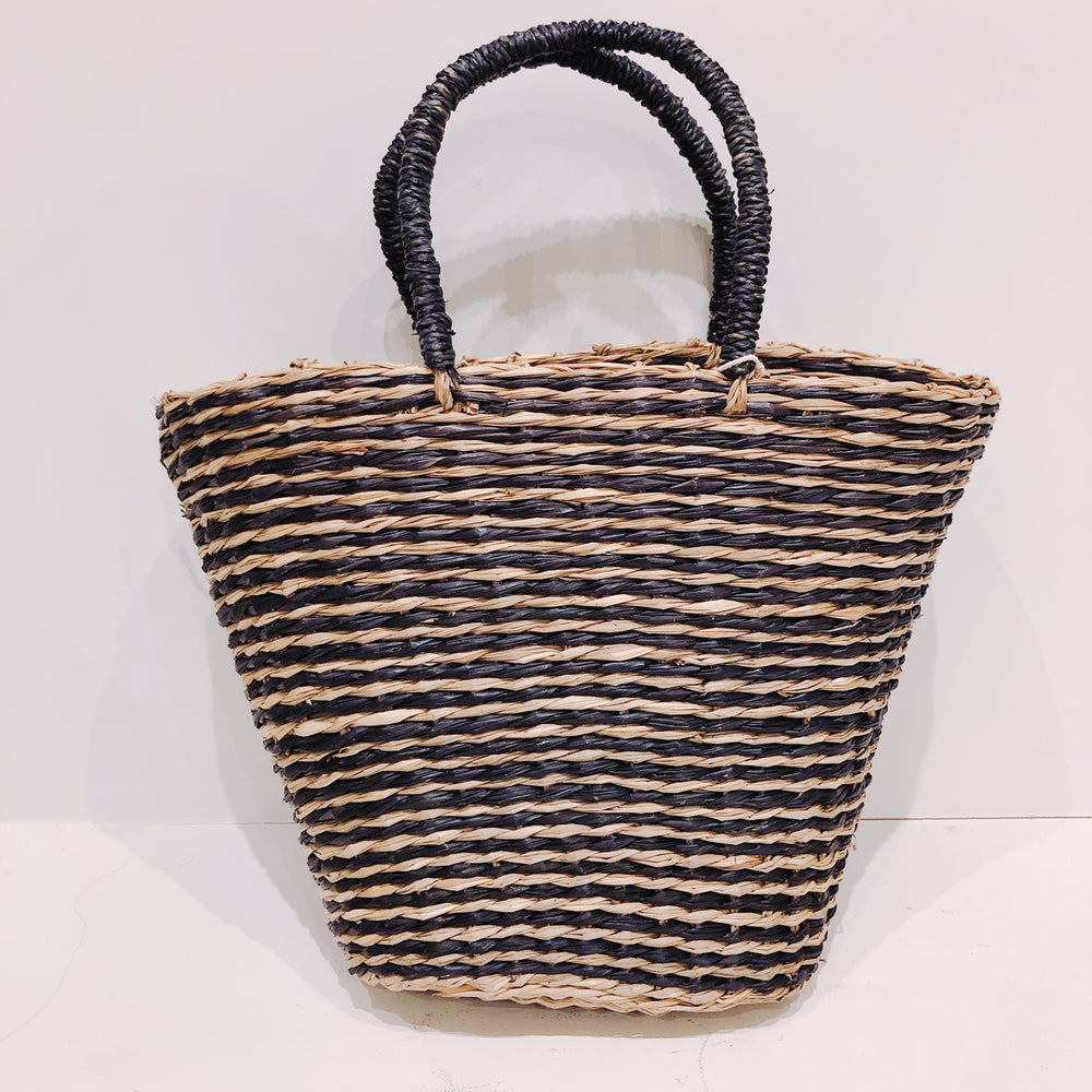 Ines Tote - Stripes - ami boutique