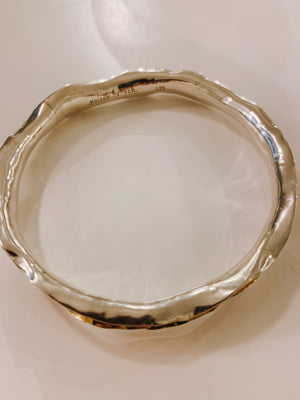 Skinny Oyster Bangle - ami boutique