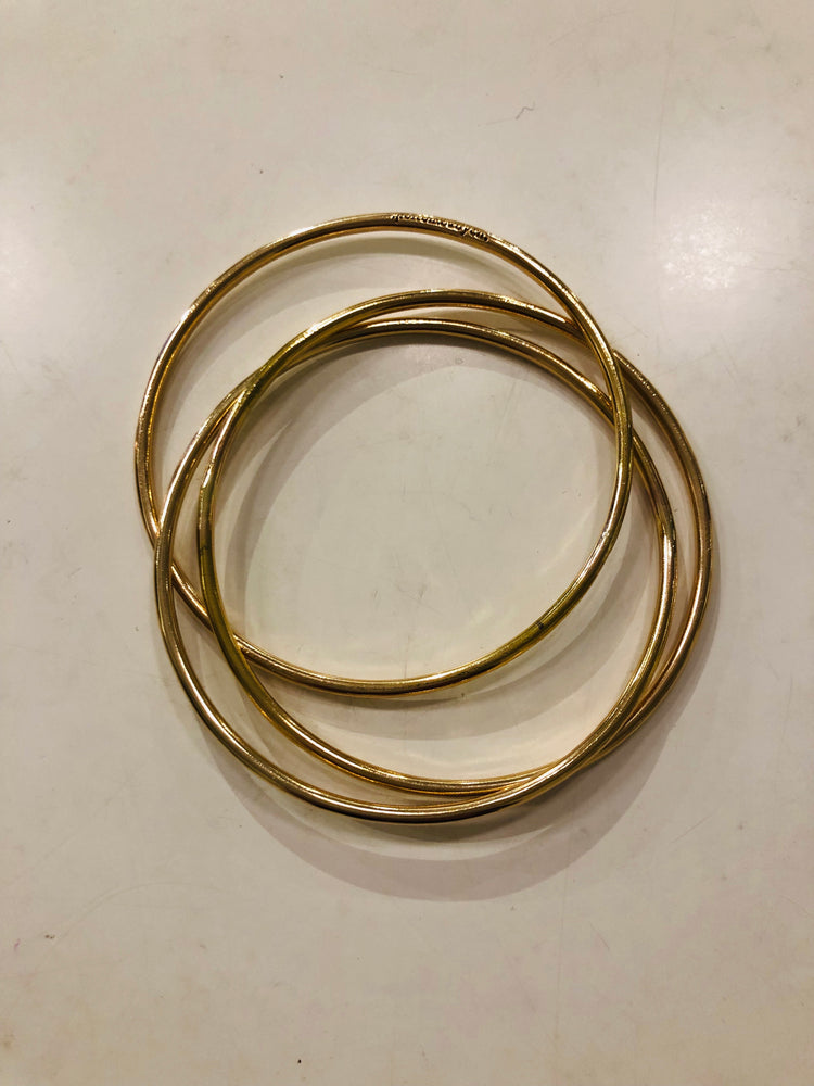 Three Band Bangle