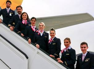 FlyPink with Thomas Cook Group