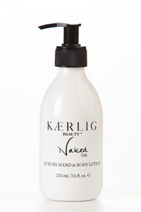 Naked Silk Luxury Hand and Body Lotion