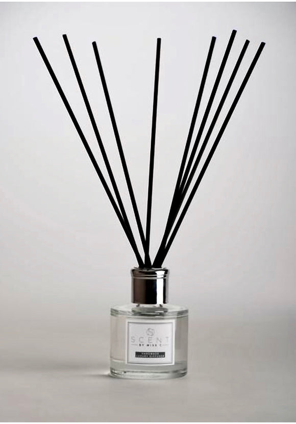 Classic 100ml Reed Diffuser - Scent by Miss C