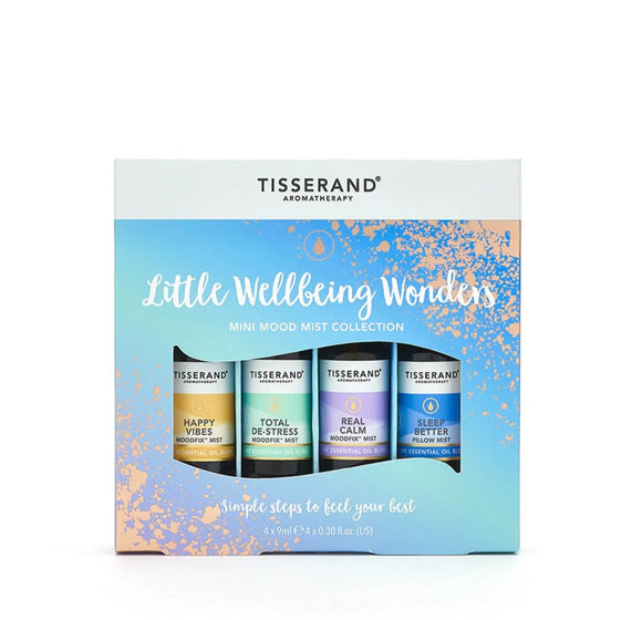 Tisserand Little Wellbeing Wonders Pack