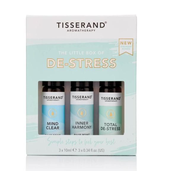 Tisserand Little Box of De-Stress