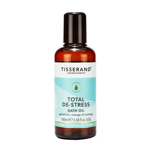 Tisserand De-Stress Bath Oil