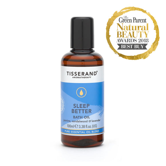 Sleep Better Bath Oil 100ml