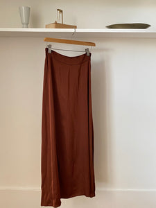LIV SILK SKIRT