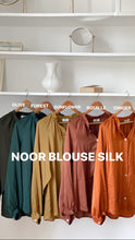 NOOR BLOUSE SILK