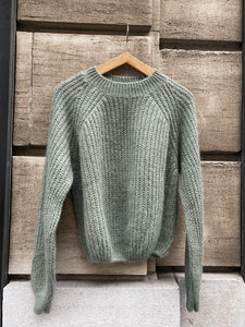 COCCO KNIT RIBBED