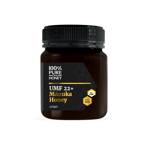 100% Pure New Zealand UMF 22+ Manuka Honey
