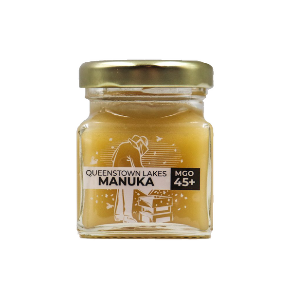 Be. Local  Queenstown Manuka Honey