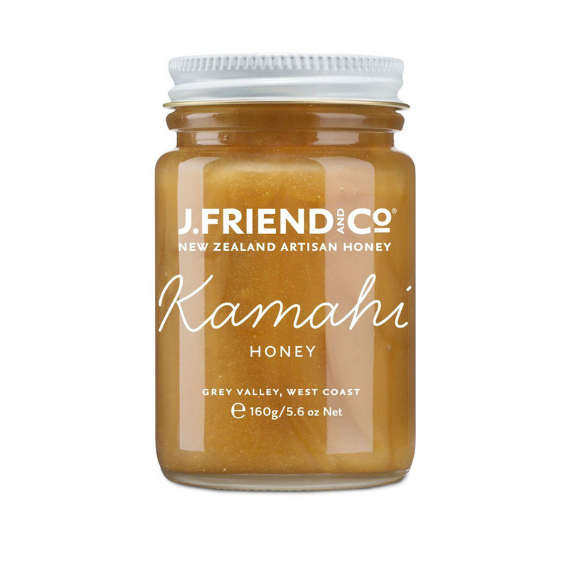 J. Friend and Co. Kamahi Honey