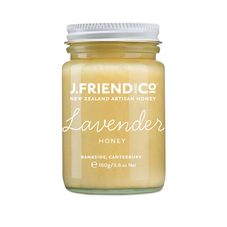 J. Friend and Co. Lavender Honey