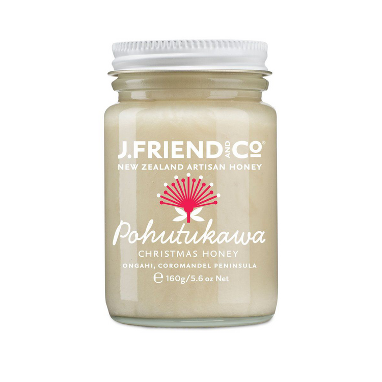 J. Friend and Co. Christmas Pohutukawa Honey