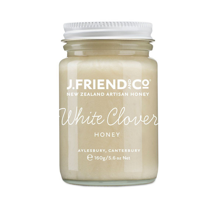 J. Friend and Co. White Clover Honey