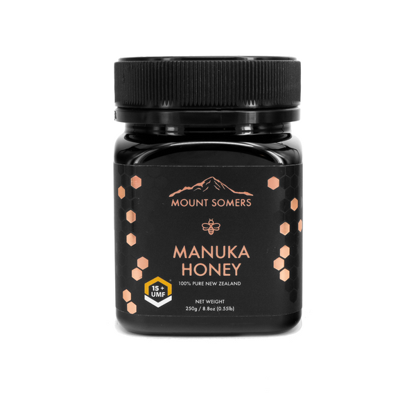BUY 5 GET 1 FREE Mt Somers UMF 15+ Manuka Honey